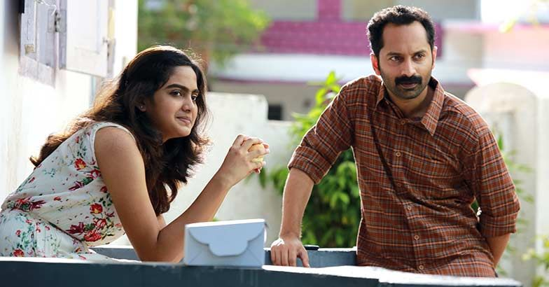 Devika Sanjay and Fahad Faasil