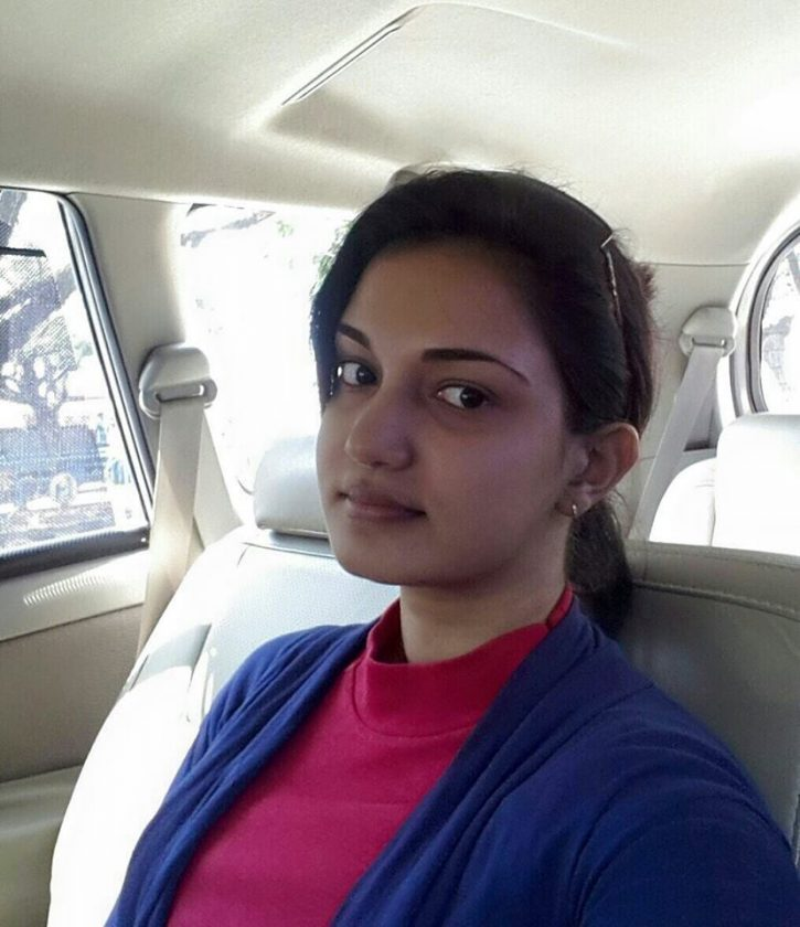 Honey Rose real life photo