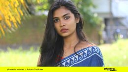 Photo Gallery of Tamil Actress Ashna Sudheer Close Up