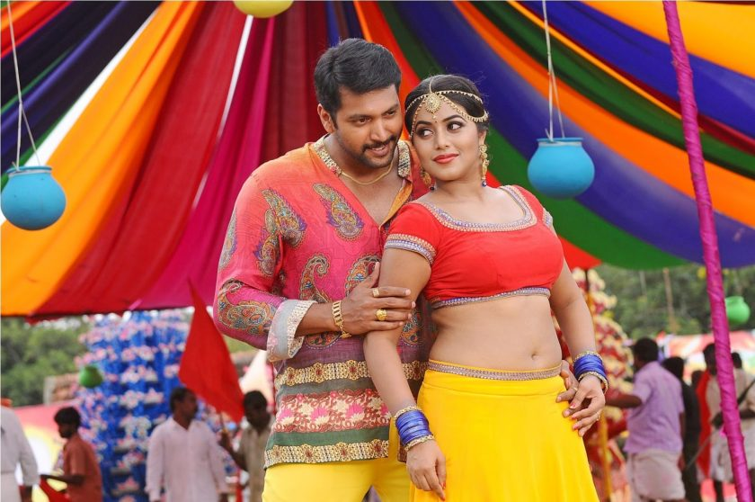 Poorna hot Shamna Kasim with jayam Ravi