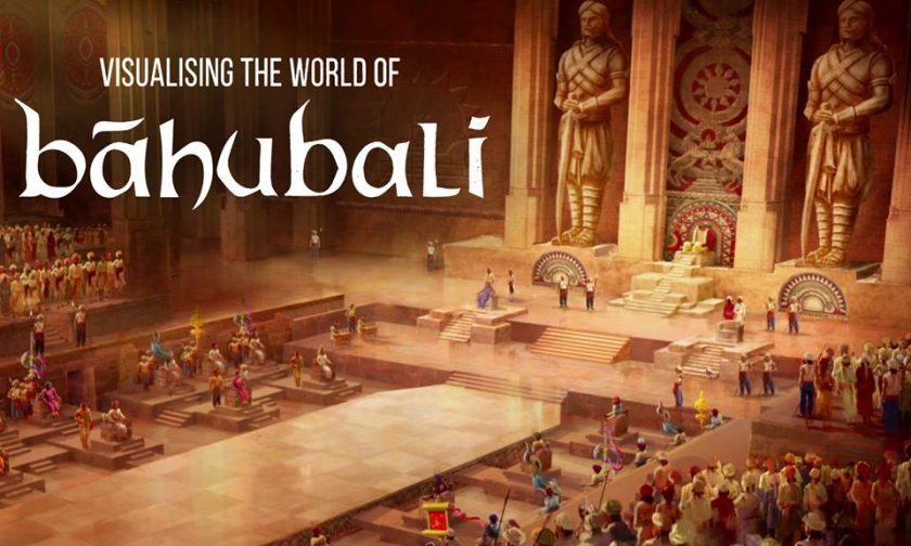 Story Board Art of Baahubali