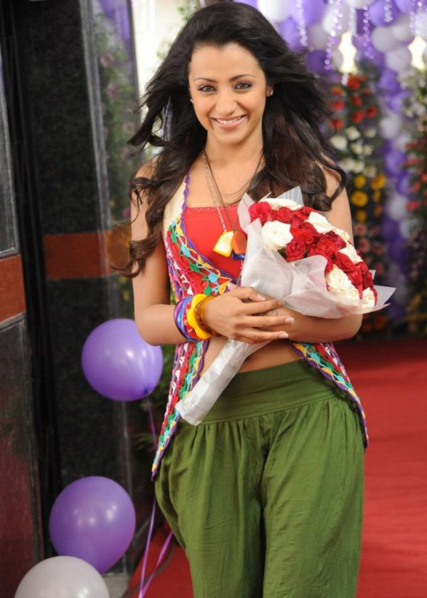 Trisha in movie