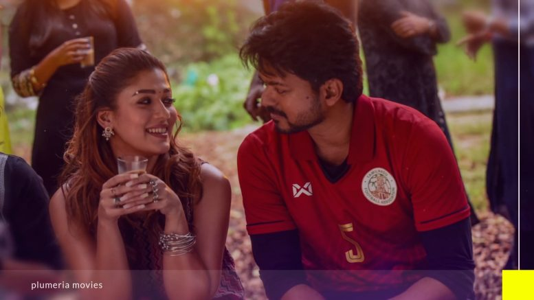 Unakaga Song Bigil Nayanthara and Vijay