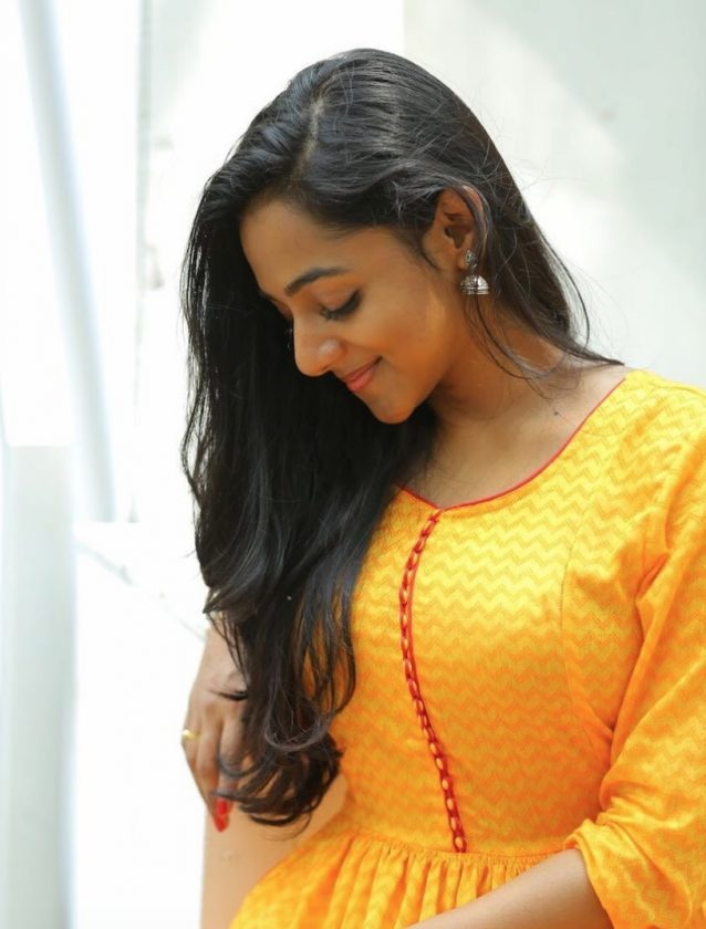 Santhy Balachandran Actress