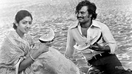 Johnny Rajinikanth and Sridevi