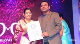 P Susheela with AR Rahman