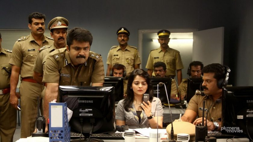 Traffic Malayalam Movie Roma and Anoop Menon