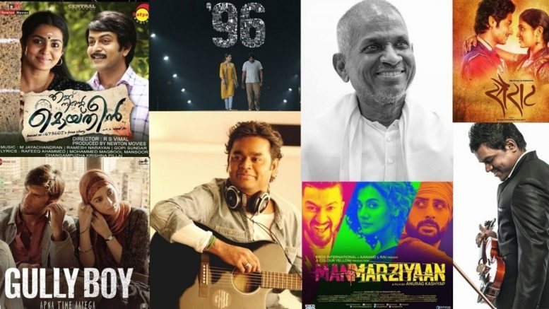 Best Indian Albums of the decade 2010s
