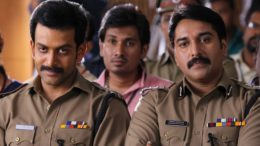 Prithviraj and Rahman Malayalam Actor in Mumbai Police
