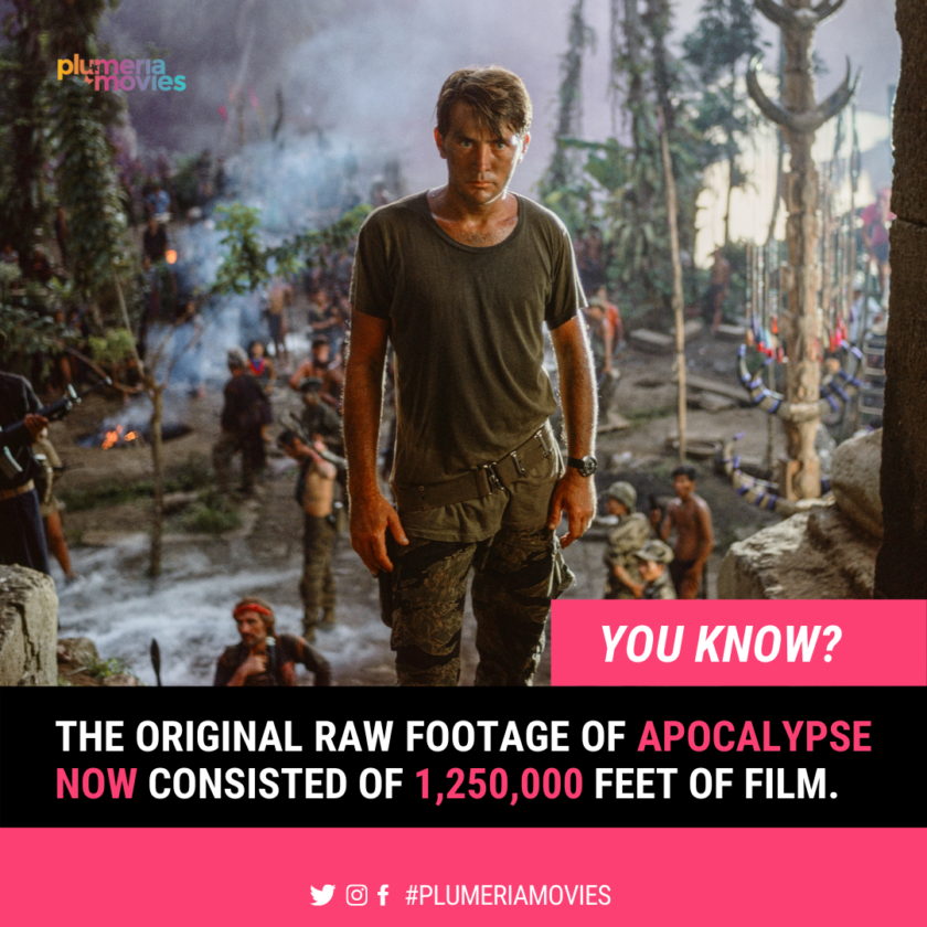 Apocalypso Now Unknown Facts