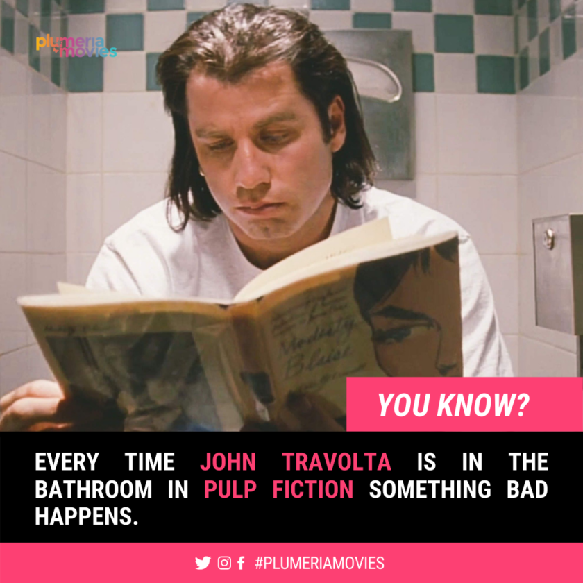 Pulp Fiction Interesting Facts