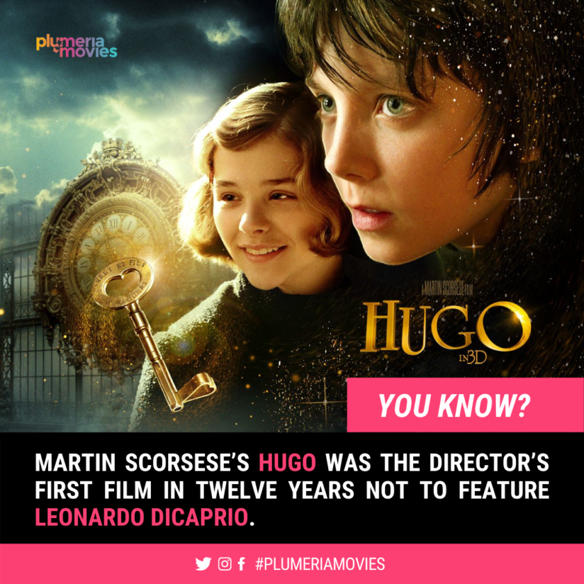 Hugo Movie Unknown Facts