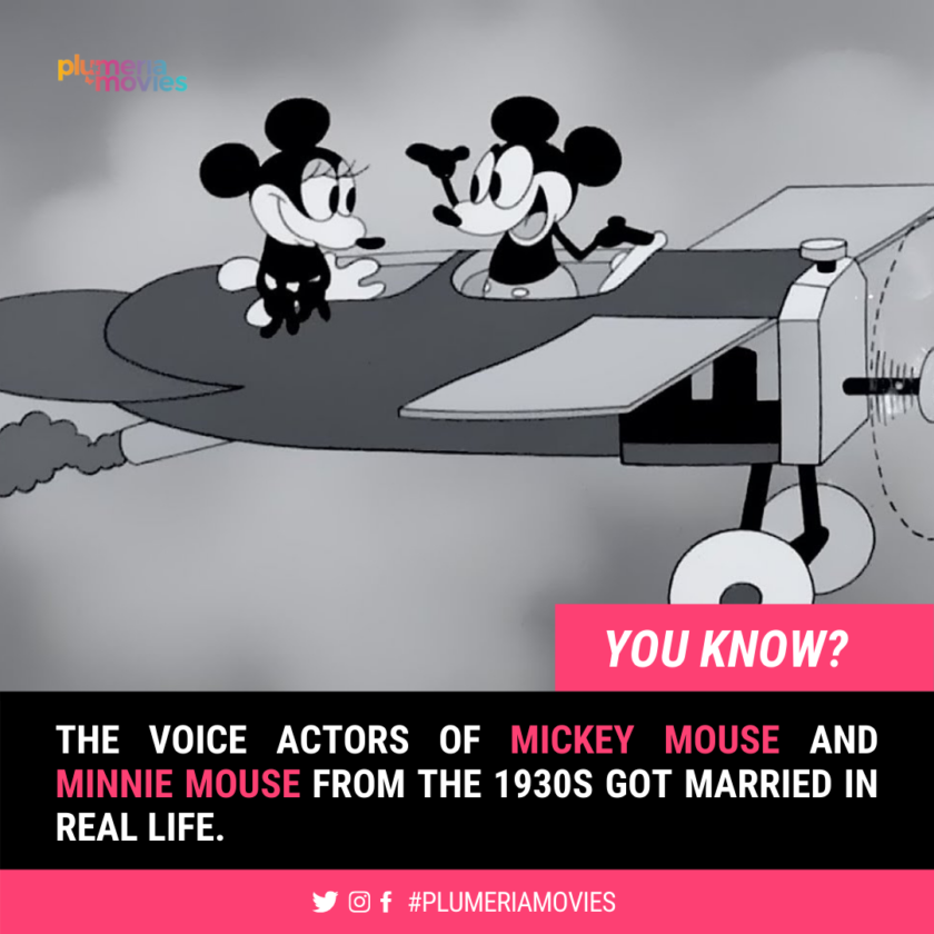 Micky Mouse Interesting Fact
