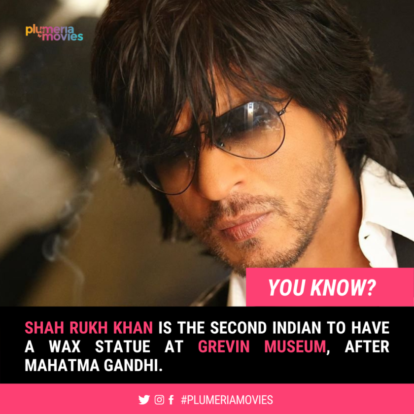 Shah Rukh Khan Achievements