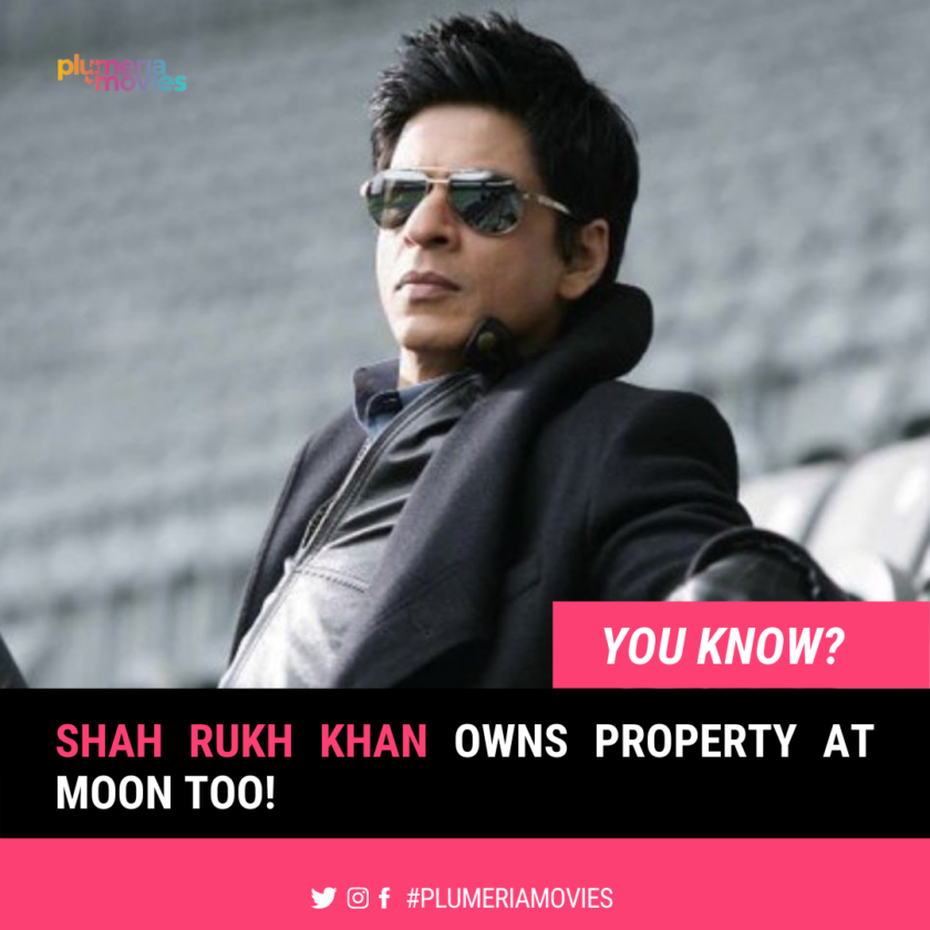 Actor with property in Moon