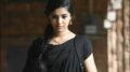 Krithi Shetty in black